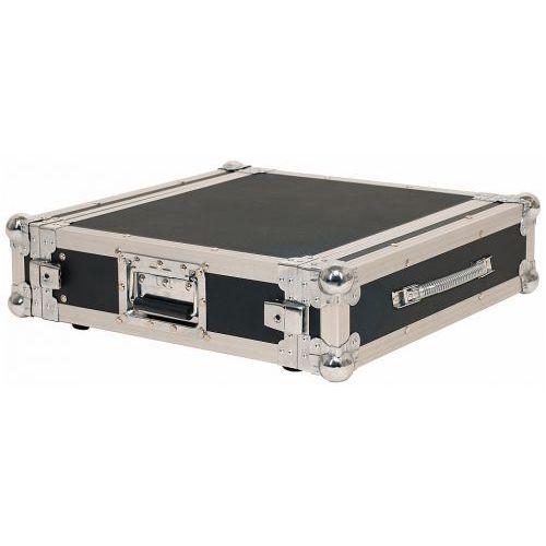 Rockcase rc-24102-b professional flight case rack 2u