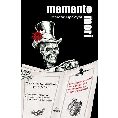 Memento Mori. Prawdziwe śmierci przypadki, książka w oprawie miękkej