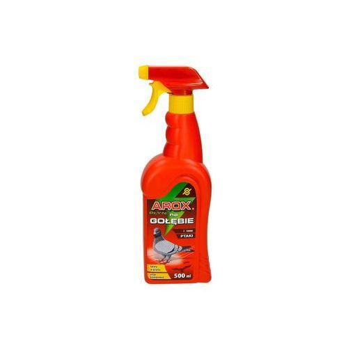 Preparat odstraszający na gołębie () spray gotowy marki Arox
