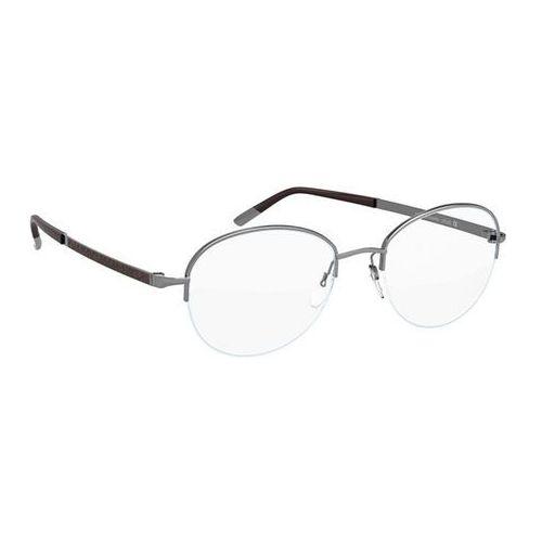 Okulary korekcyjne prestige nylor 5511 6560 marki Silhouette