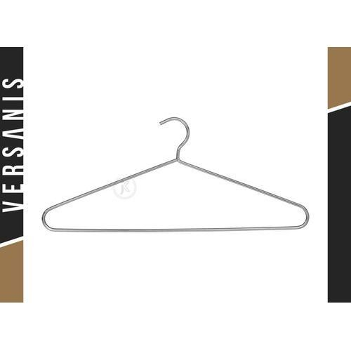 Wieszak ubraniowy chrom - wieszak do szafy - Kapelańczyk