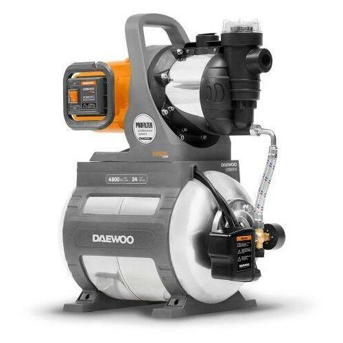 Hydrofor + pompa wody Daewoo DAS 6000/24 INOX 1300W 24l, 929B-97736