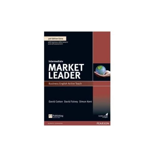 Market Leader 3Ed Extra Intermediate . Oprogramowanie Tablicy Interaktywnej