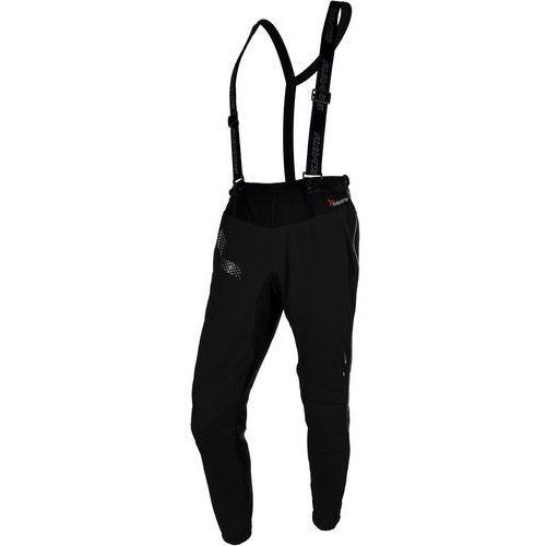 Silvini spodnie do narciarstwa biegowego pro forma mp320 black s