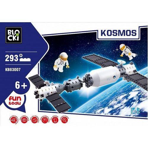Klocki Blocki, stacja kosmiczna, 293 elementy