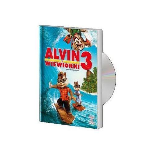 Alvin i wiewiórki 3 (DVD) - Mike Mitchell