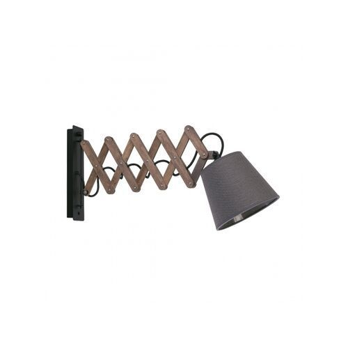 Nowodvorski Kinkiet tosca s 9050 lampa ścienna oprawa sufitowa 1x60w e27 brązowy (5903139905091)