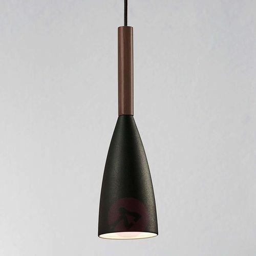 Lampa wisząca Nordlux 78283003, E27 (ØxW) 10 cmx35.5 cm, Czarny (5701581264588)