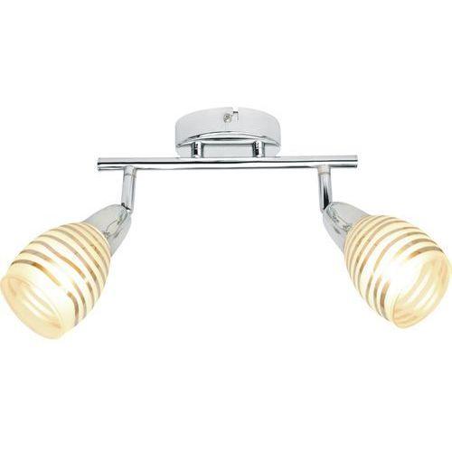 Jubilat lampa sufitowa (spot) 2-punktowa 92-55699 (5906714855699)
