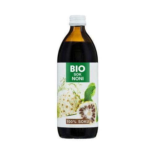 500ml sok z noni bez dodatku cukru bio marki Bioavena