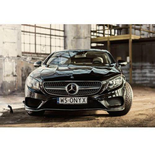 Jazda Mercedes S500 Coupe - Poznań - Tor Główny - 3 okrążenia