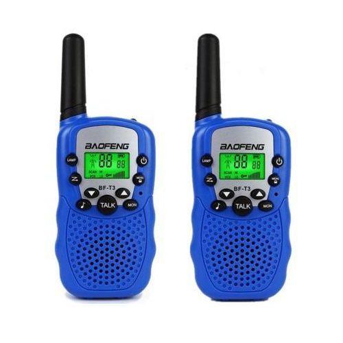 Radiotelefon BAOFENG BF-T3 Niebieski DARMOWY TRANSPORT