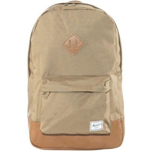 Herschel heritage plecak beżowy 2018 plecaki szkolne i turystyczne