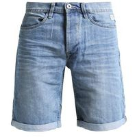 Blend TWISTER FIT Szorty jeansowe denim light blue, S-XXXL