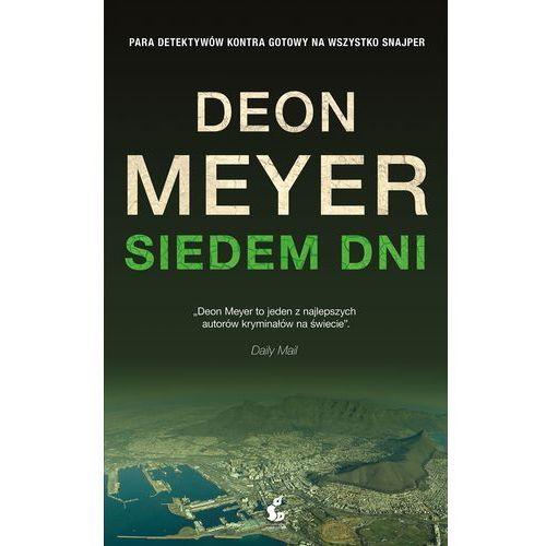 Siedem dni - Meyer Deon, SONIA DRAGA