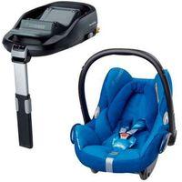 Fotelik maxi-cosi cabriofix + baza familyfix watercolor blue marki Maxi cosi