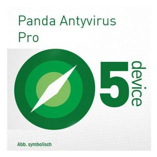 Panda Antivirus Pro 2018 Multi Device PL ESD 5 Urządzeń