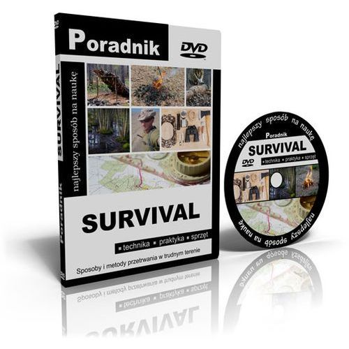 Survival - kurs DVD - produkt z kategorii- Poradniki wideo