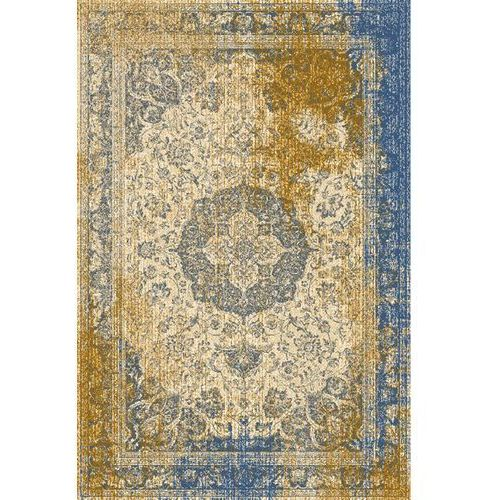 Agnella Dywan isfahan okutan złoty 80x120