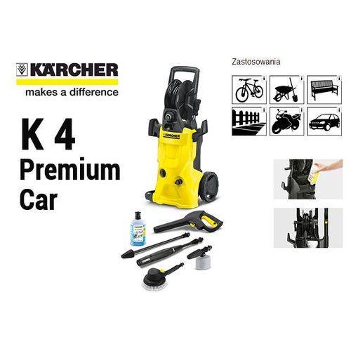 Karcher K4 Premium. Najniższe ceny, najlepsze promocje w sklepach, opinie.
