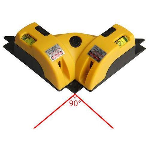 Laser kątowy liniowy, poziomica laserowa do układania płytek ls-4 marki Bestone