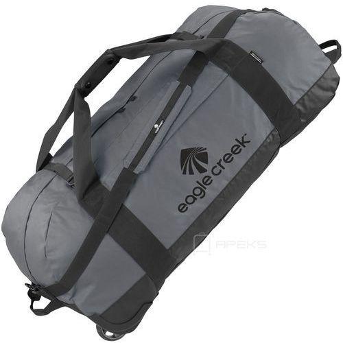 Eagle creek nmw rolling duffel 128l torba podróżna na kółkach 91 cm / składana / grey - grey