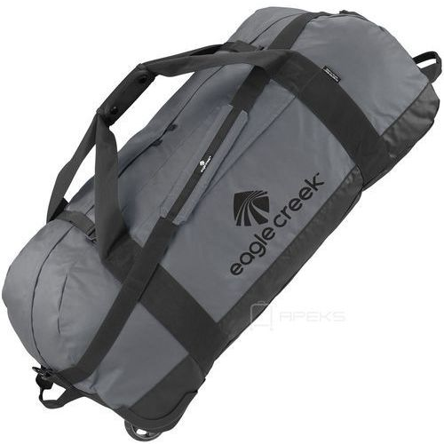 Eagle creek nmw rolling duffel 128l torba podróżna na kółkach 91 cm / składana / szara - grey