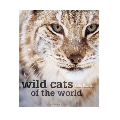 Wild Cats of the World (9781472912190)