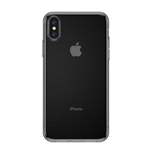 Baseus Simplicity żelowe etui iPhone XR Czarne, 70C1-590FE_20181210124335