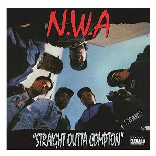 Universal music / capitol Straight outta compton 25th anniversary (limited edition) (vinyl) - n.w.a (płyta winylowa)