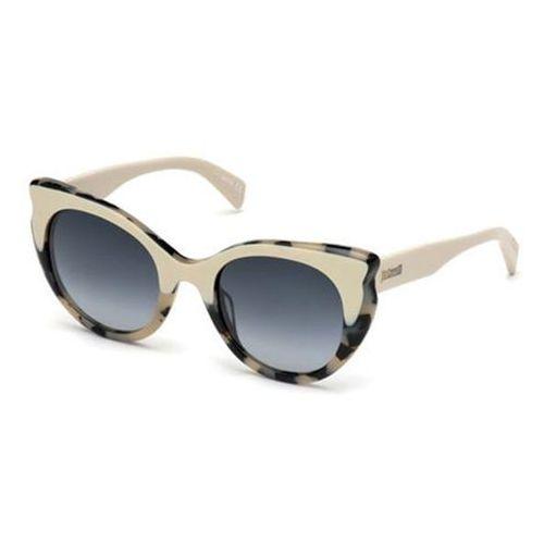 Okulary Słoneczne Just Cavalli JC 786S 24W, kolor żółty