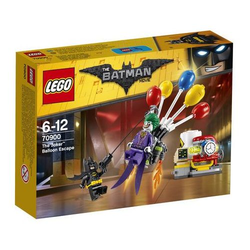 LEGO Batman the Movie, Balonowa ucieczka Jokera, 70900