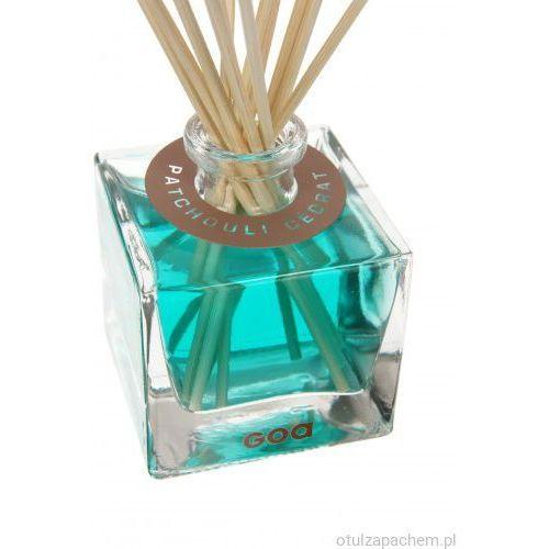 Goa - dyfuzor zapachowy - kubik - paczula z cedrem. Najniższe ceny, najlepsze promocje w sklepach, opinie.