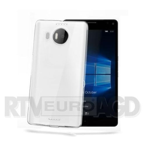 Celly Gelskin Cover GELSKIN524 Microsoft Lumia 950 XL - produkt w magazynie - szybka wysyłka! - sprawdź w wybranym sklepie