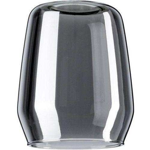 Element systemu szynowego wysokonapięciowego- klosz  vento 95359, smoke transparent marki Paulmann