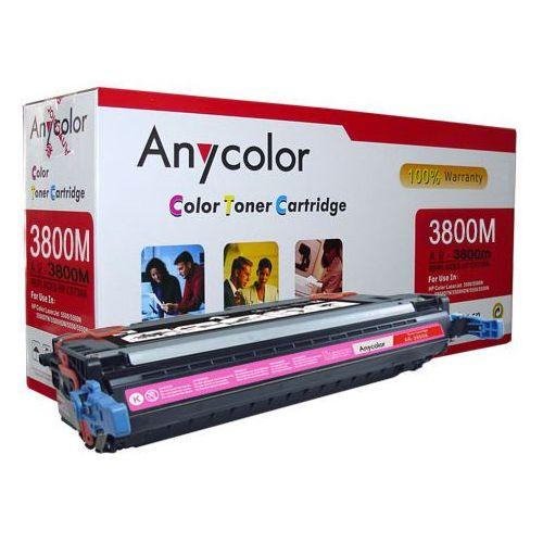 Anycolor Toner hp clj 3800 cp3505, canon lbp5400 magenta q7583a 6k