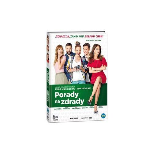 Porady na zdrady + ks (płyta dvd) marki Add media