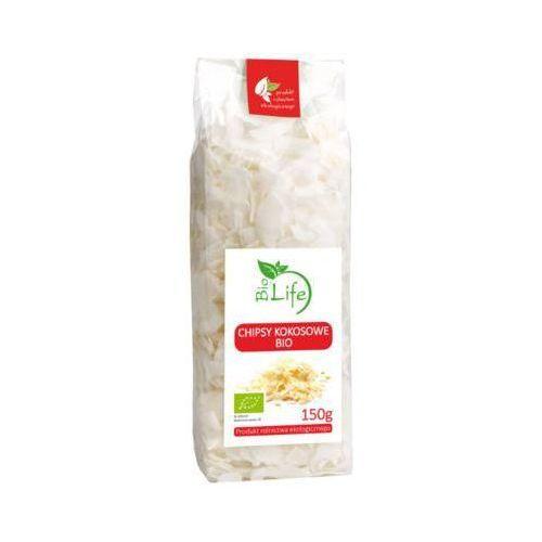 BIOLIFE 150g Chipsy kokosowe Bio