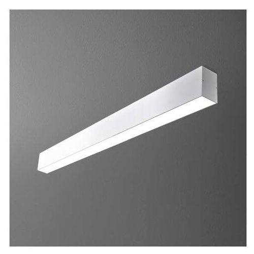 Natynkowa lampa sufitowa set tru led 57w ww surface 45952ev-kolor  metalowa oprawa prostokątona od producenta Aquaform