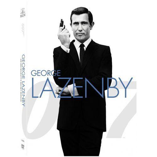 George Lazenby - W Tajnej Słuzbie Jej Królewskiej Mości (DVD) - Peter Hunt (5903570157554)
