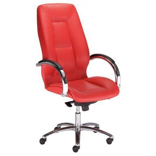 Nowy styl Fotel gabinetowy formula steel04 chrome - biurowy, krzesło obrotowe, biurowe