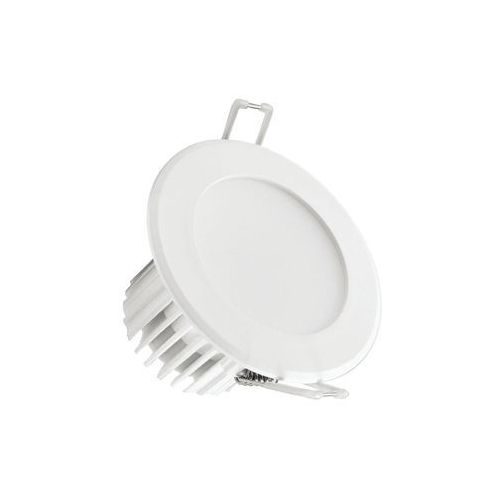 ldl113 - led łazienkowa oprawa wpuszczana led/7w/230v 2800k biały marki Nedes