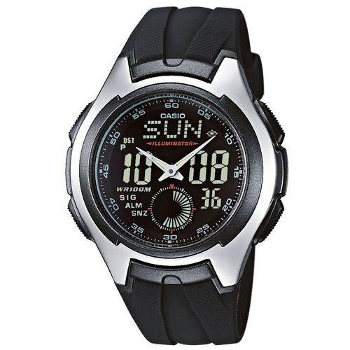 Casio AQ-160W-1B - produkt z kat. zegarki męskie