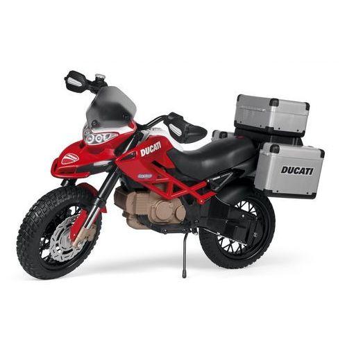 Peg perego motocykl dla dzieci ducati enduro 12v (8005475387030)