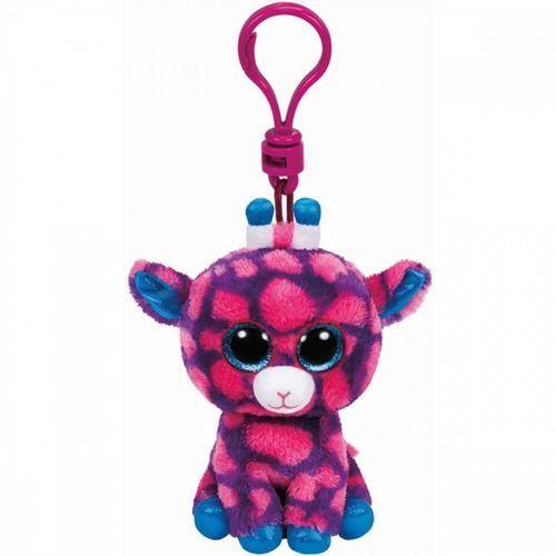 Ty Beanie Boos Sky High - Różowa Żyrafa - Brelok