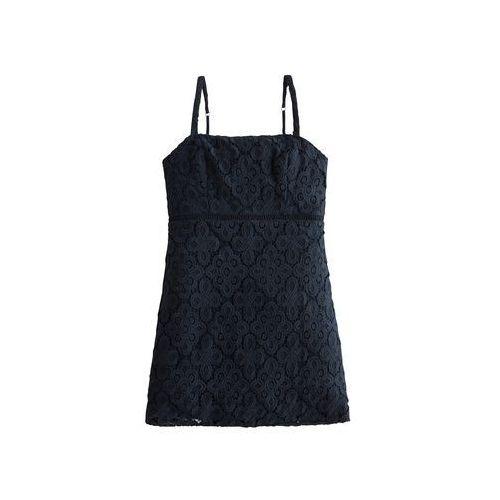 HOLLISTER Letnia sukienka 'SB19-DTC BARE' granatowy, kolor niebieski