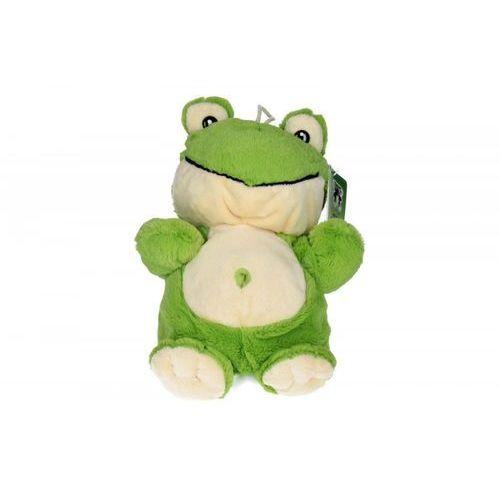 Pacynki z głosem 22 cm, żabka - Axiom (5902002997270)