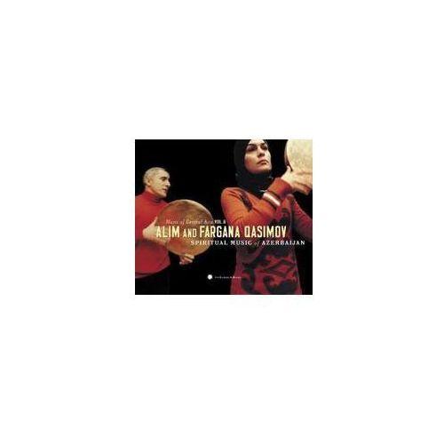 Spiritual Music Of Azerba (0093074052525)