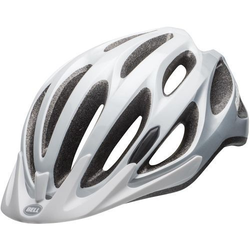 Bell kask rowerowy traverse white/silver 54-61 cm
