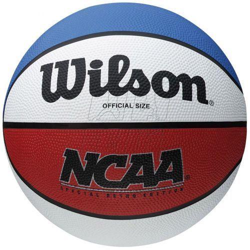Piłka do koszykówki Wilson NCAA Retro X5315